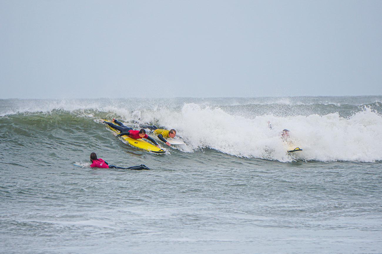 HF uddannelse med Kollegiumog Surfing